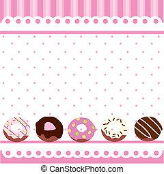 도넛, 배경