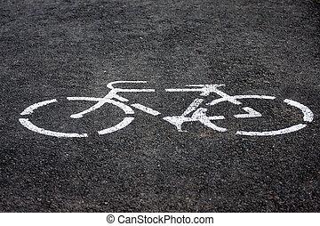도로 표지