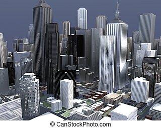 도시, 개념