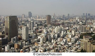 도쿄, 도시