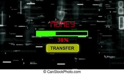 돈, 이전, 온라인의