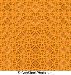 떼어내다, 단일의, seamless, 벡터, 패턴
