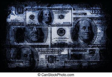떼어내다, 재정, 사업