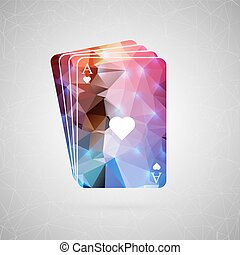 떼어내다, 창조, 개념, vector., 치고는, 웹, 와..., 변하기 쉬운, 내용, 고립된, 배경에, 비범한, 본뜨는 공구, 디자인, 바람 빠진 타이어, 실루엣, 물건, 와..., 친목회, 환경, 심상, 삼각형, 예술, origami