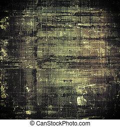 떼어내다, retro, 디자인, composition., 유행, grunge, 배경, 또는, 직물, 와, 다른, 색, patterns:, 황색, (beige);, brown;, gray;, 검정