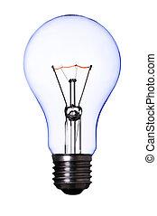 램프, 전구