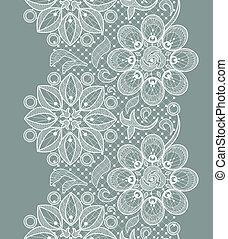 레이스, seamless, 패턴