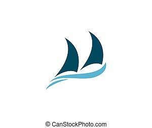 로고, 항해 배