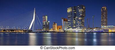 로테르담, panorama.