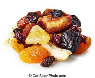 말리는, 과일