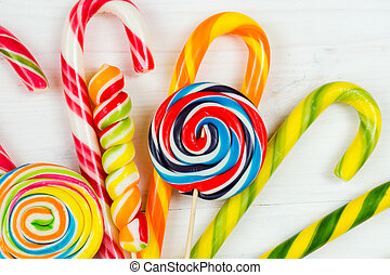 멍청한, 배경, 사탕, 다채로운