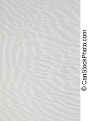 모래, 표면