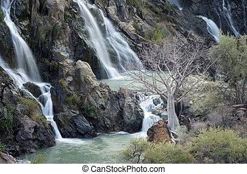 몹시, epupa, falls.
