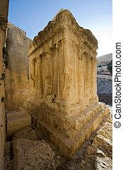 무덤, 의, 그만큼, zechariah