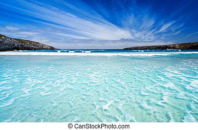 물, 낙원