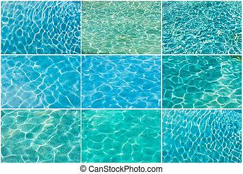 물, 바다