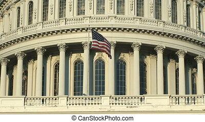 미국 미 국회의사당