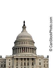 미국 미 국회의사당, 3