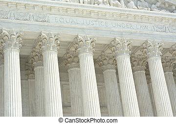 미국 최고 재판소, 와, 원본