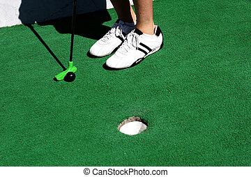 미니어처 골프