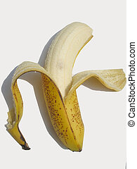 바나나, 익은