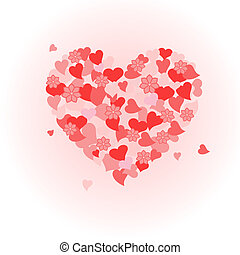 발렌타인 데이, 심장