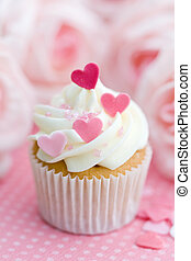 발렌타인, 컵케이크