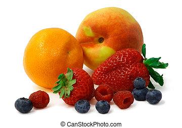 배열, 과일