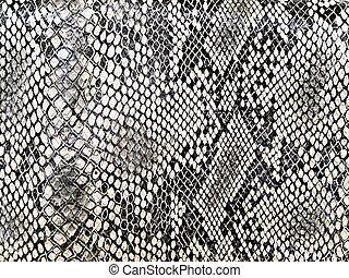 뱀, 패턴