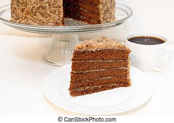 베다, 초콜릿 과자, 커피 케익, 독일어