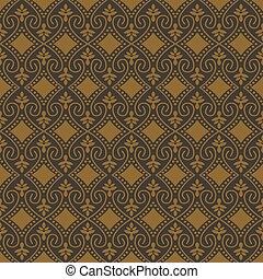 벡터, seamless, 배경 패턴