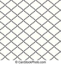 벡터, seamless, 패턴, 기하학이다, 타일, 마름모꼴