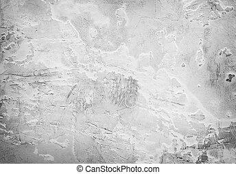 벽, 돌, stucco