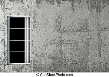 벽, 콘크리트