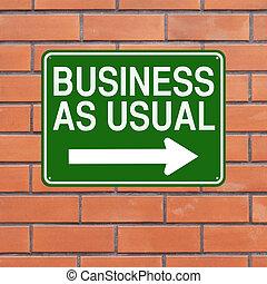 보통이다, 사업