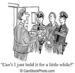 봉급지불수표, 그의 것, 보기, 은 하고자 했다, 그것, 같은, 잡힌다, 남자, 앞서서