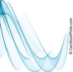 부드러운 물건, 파랑, 수표