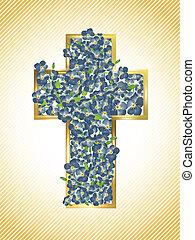 부활절, 십자가