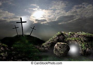 부활절, 3