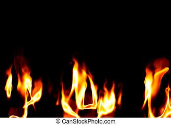 불, 배경