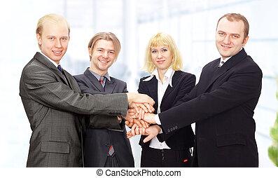 비즈니스 팀