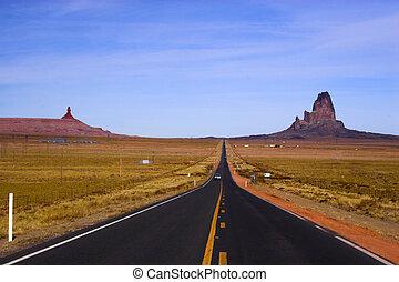 빨강 사막