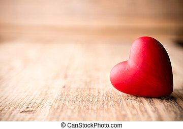 빨강, heart.