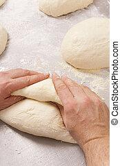 빵 굽는 사람, 제작, bread