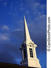 뾰족탑, 2, 교회