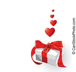 사랑, 선물