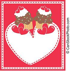 사랑, 카드