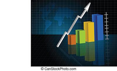 사업, 그래프