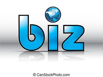 사업, 웹사이트, url, 상징