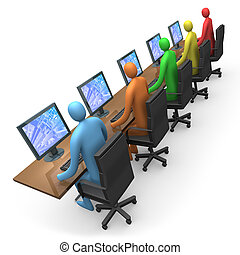 사업, -, 인터넷 접속, #2